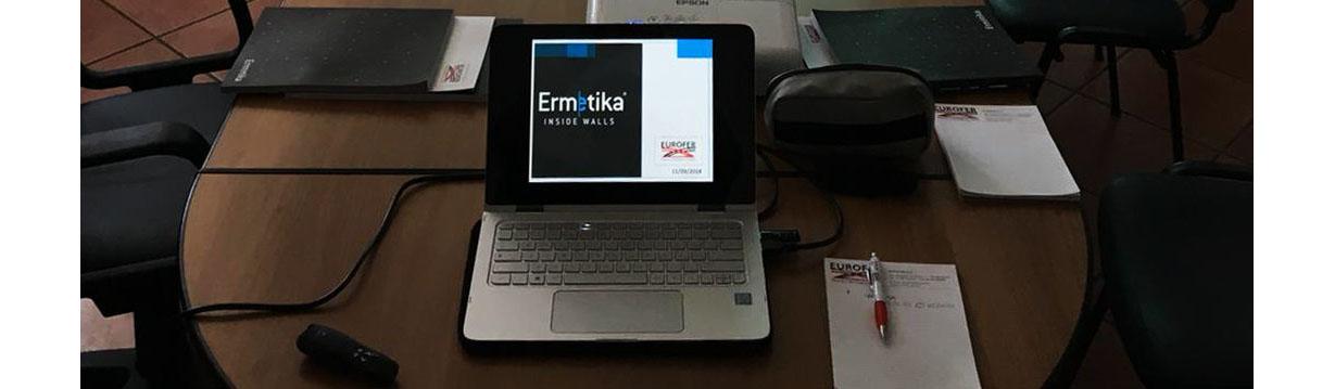 TRAINING DAY by Ermetika: l'azienda incontra Eurofer