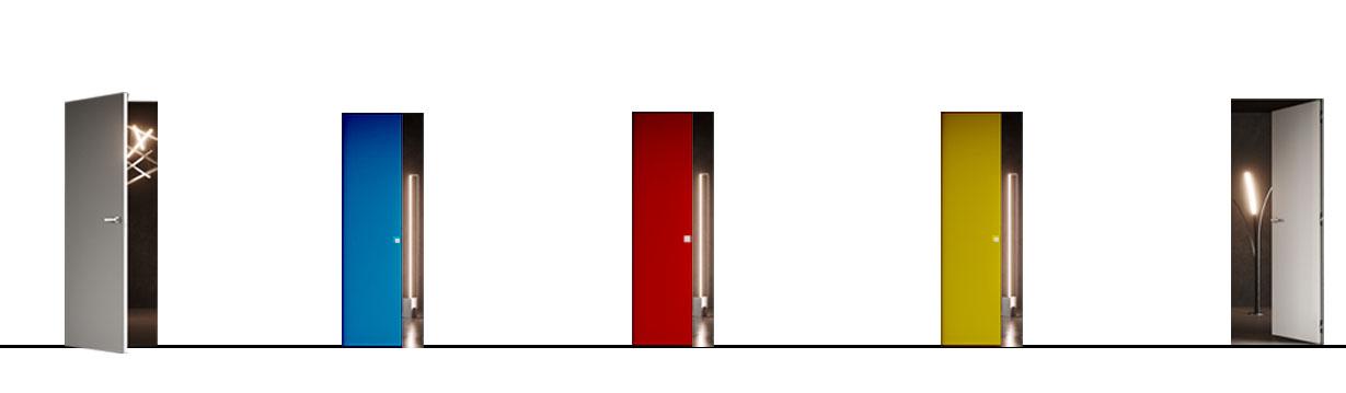 5 ragioni per scegliere una porta filo muro invisibile
