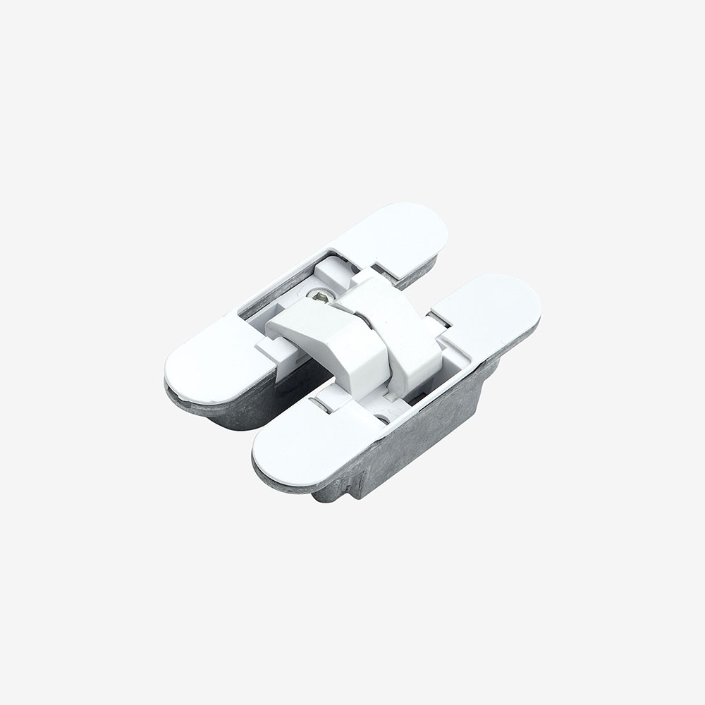 White invisible hinge 1