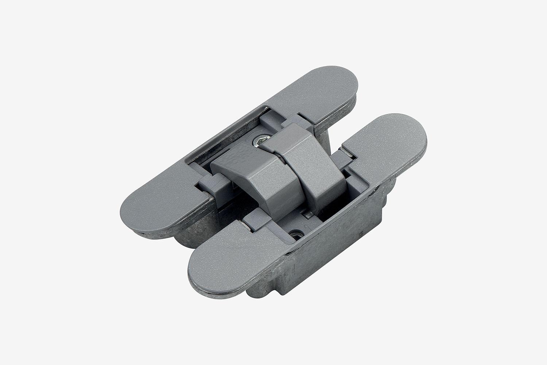 Ermetika - Cerniera per porta a battente filo muro
