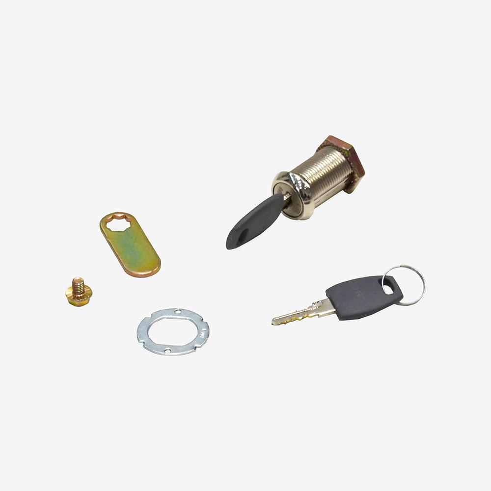 Cylindre avec clé 1
