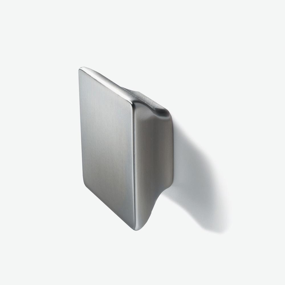 Poignée bouton carrée 1