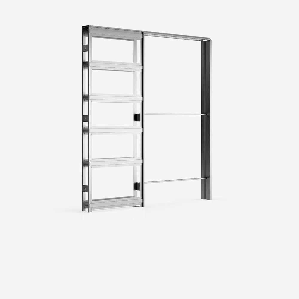 EvoKit Staffetta Single door