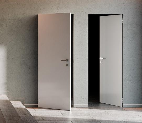 xREVERx Porta filo muro battente reversibile 1