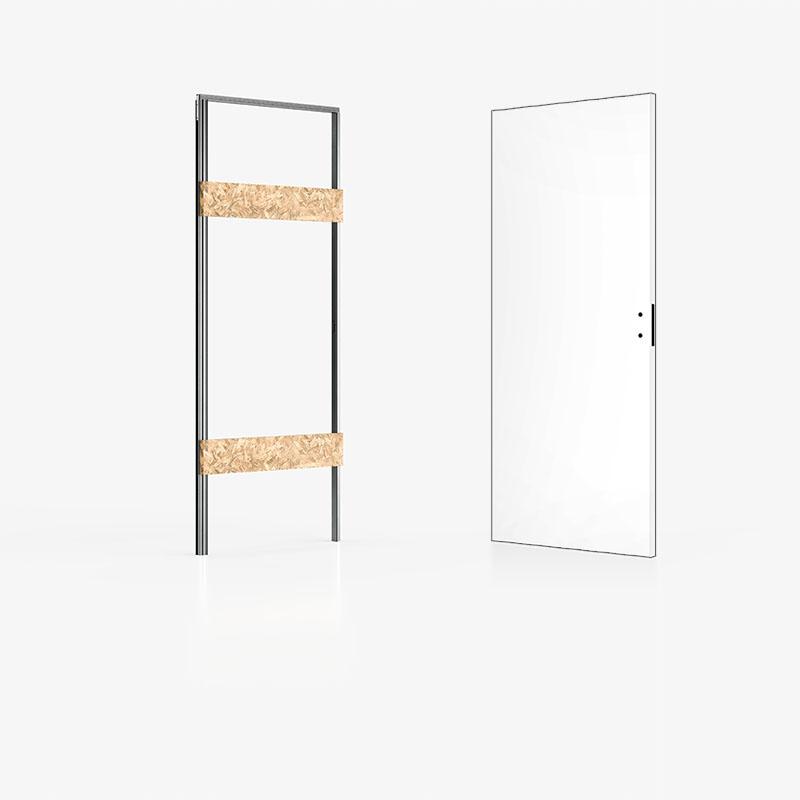 porta-filo-muro-battente-reversibile