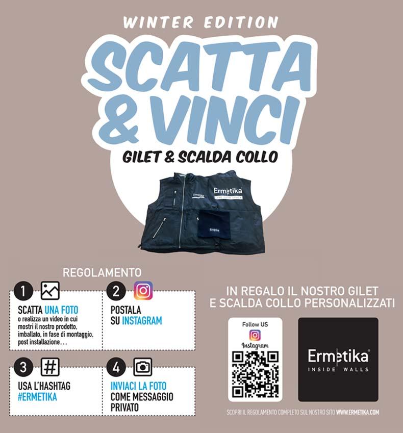Ermetika  Scatta & Vinci – Winter Edition