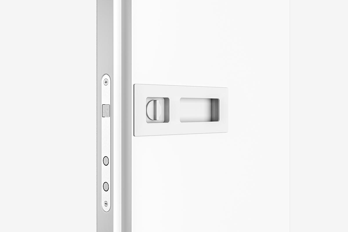 Kit maniglia Adapta con serratura