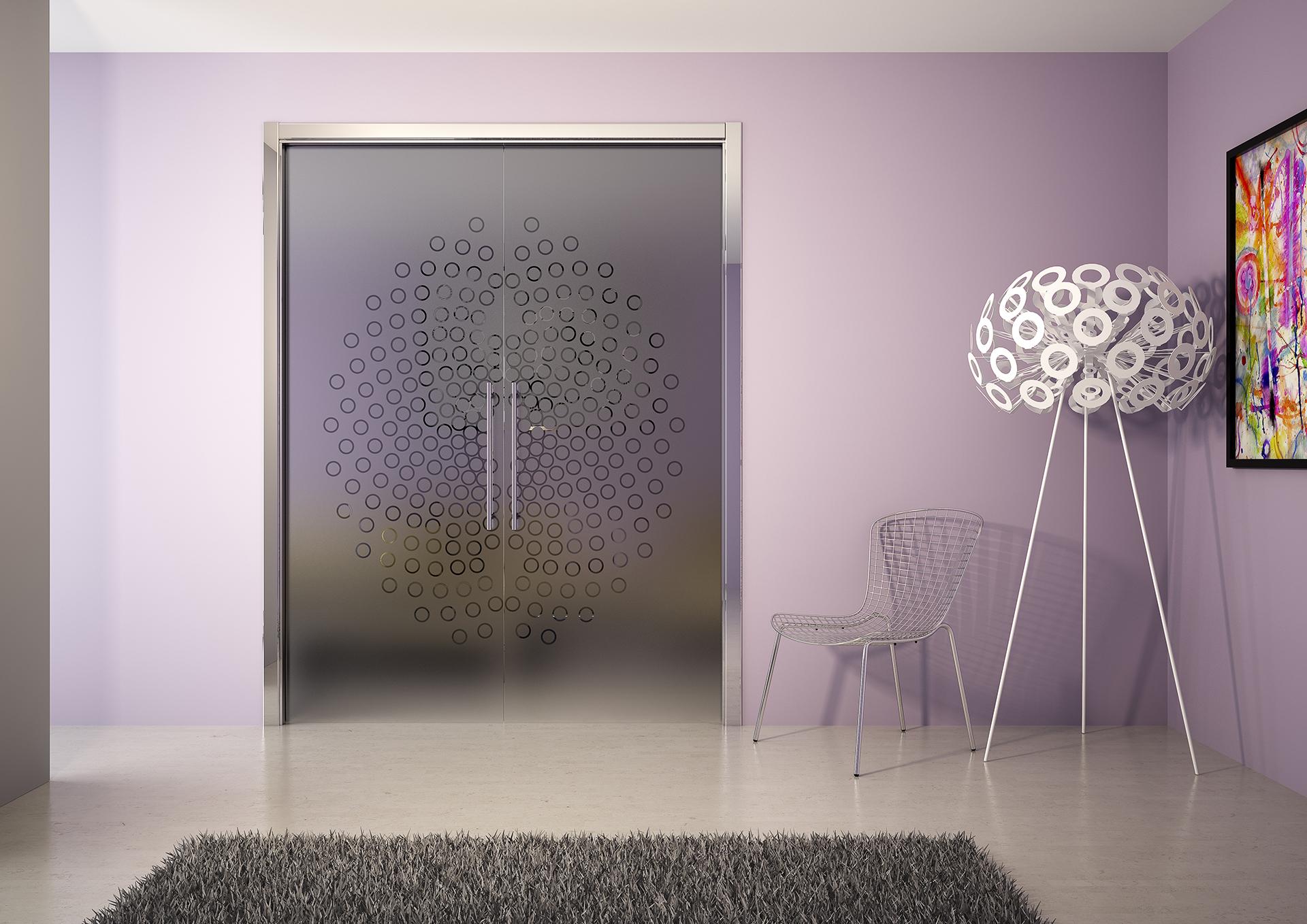 Come scegliere la giusta porta in vetro