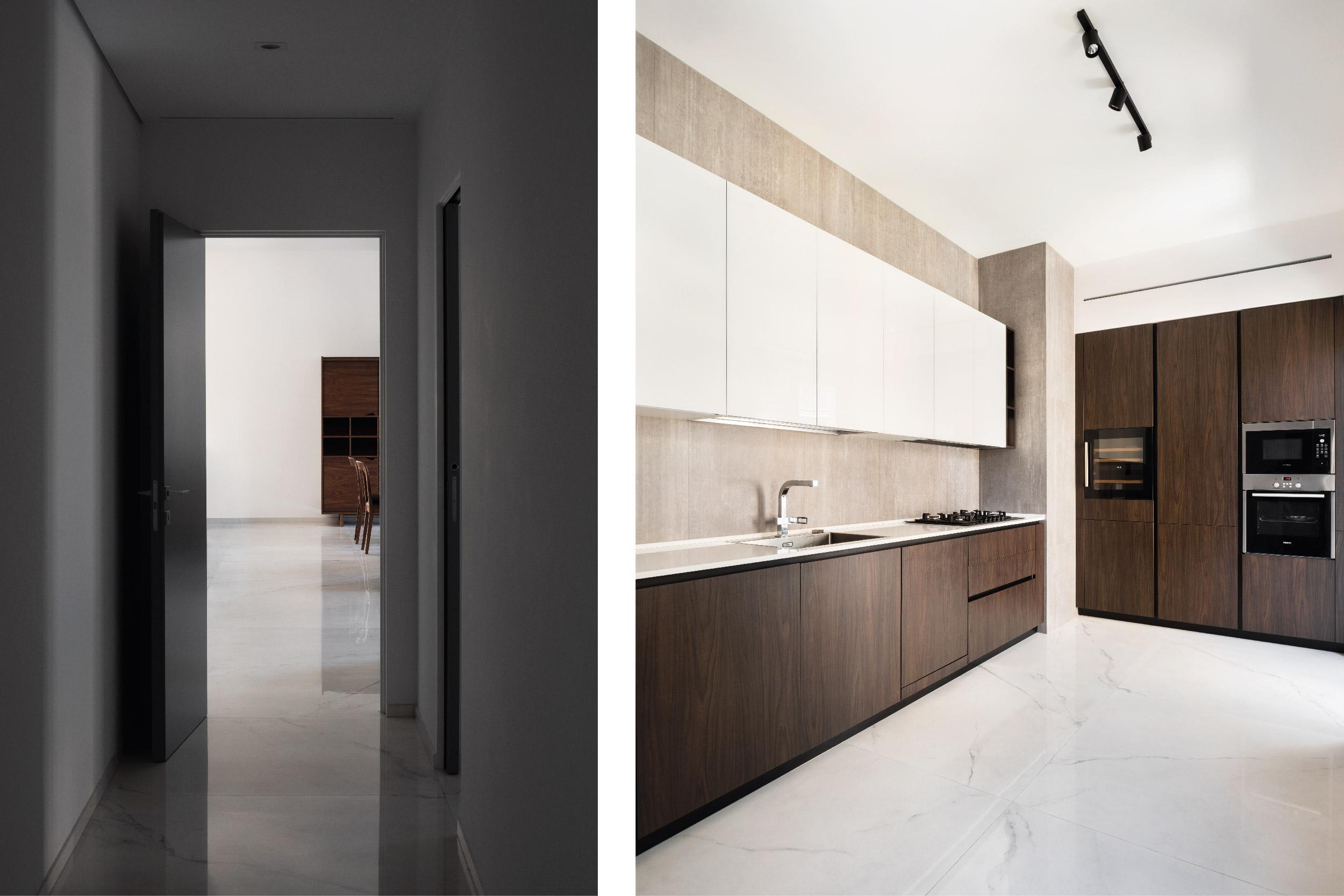 Ermetika - Progetti - Appartamento Monteverde