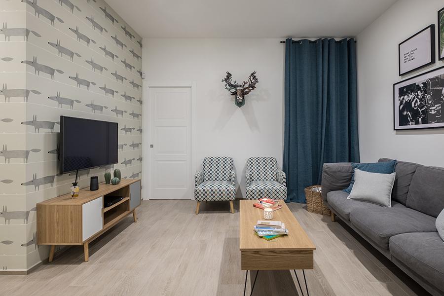 Ermetika - Progetti - Appartamento MB