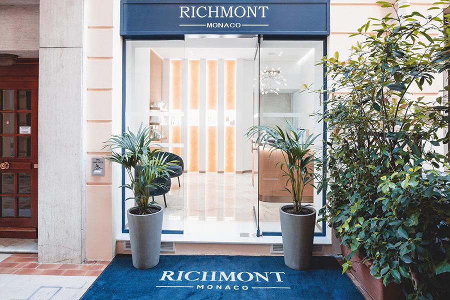 Ermetika - Progetti - Richmont
