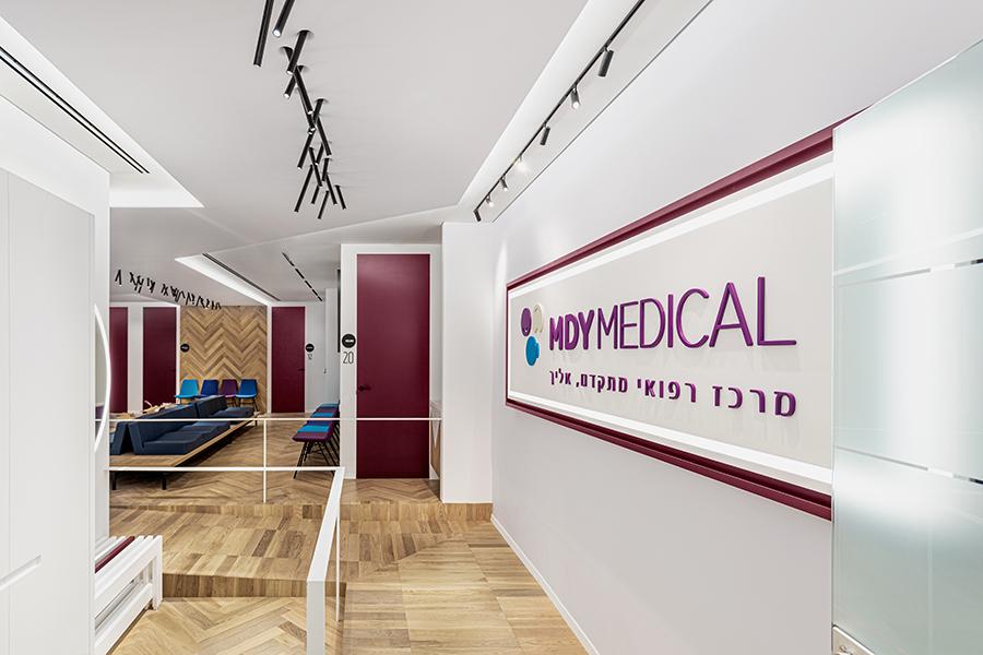 Ermetika - Progetti - MDY Medical
