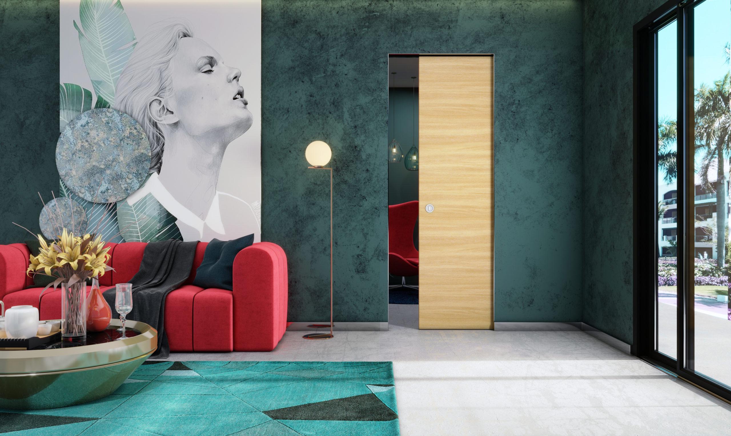 Porte interne in legno, quali scegliere